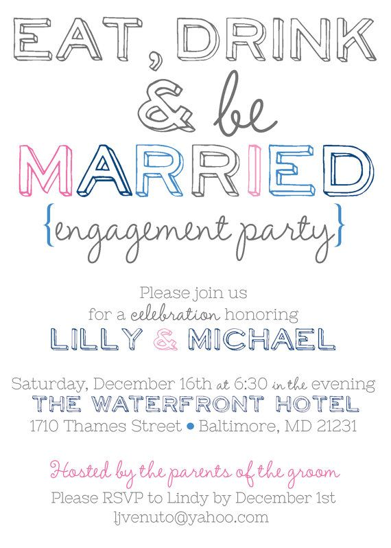 7 best Cookout Party images on Pinterest Engagement party - how to word engagement party invitations