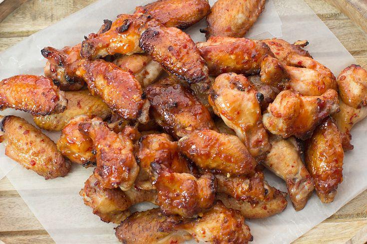 Lulù in cucina — Come preparare le ali di pollo piccanti Le...