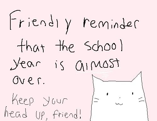 Miaw, Hang In There♡