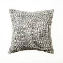 Wool weave dress cushion
