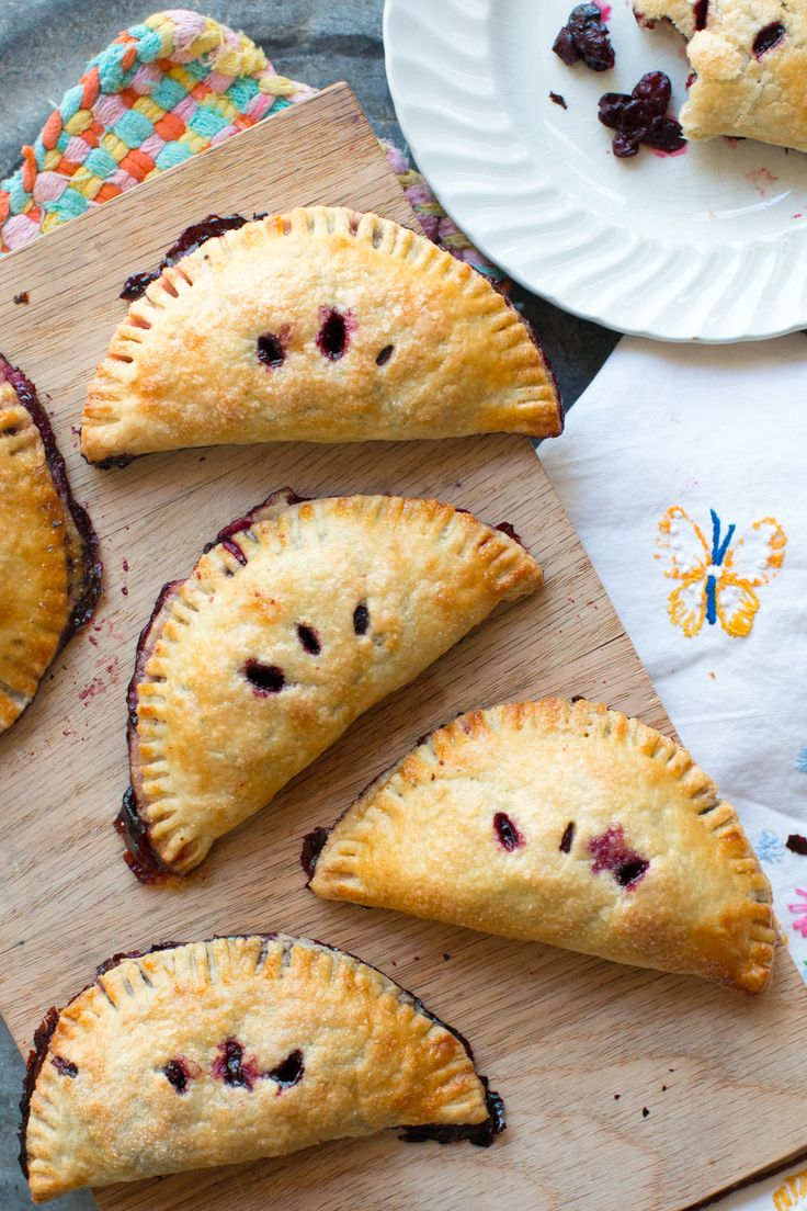 Huckleberries aka: purple gold. These tart berries get the gold treatment when wrapped in a flaky, all-butter crust of these illusive Huckleberry Hand Pies.