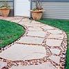 Glorious Garden Paths: Outdoor Walkway, Flagstone Walkway, Home Improvement