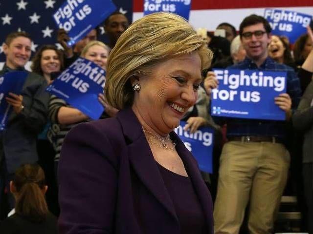 hillary clinton new hampshire | Hillary News & Views 2.3: Historic Win(s) in Iowa, Jackson Water ...