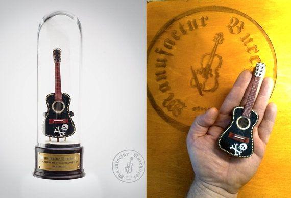 Handmade miniature instrument  Caribbean by ManufacturBurchardt