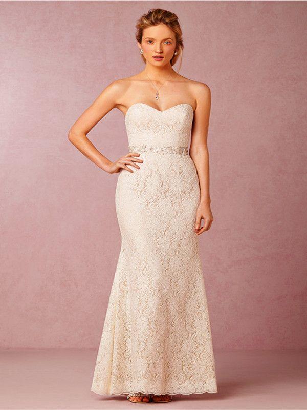Mejores 486 imágenes de Wedding Dresses en Pinterest | Vestidos de ...