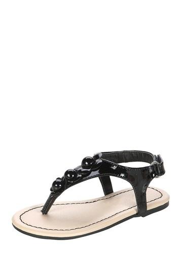 Embellished Thong Sandal on HauteLook