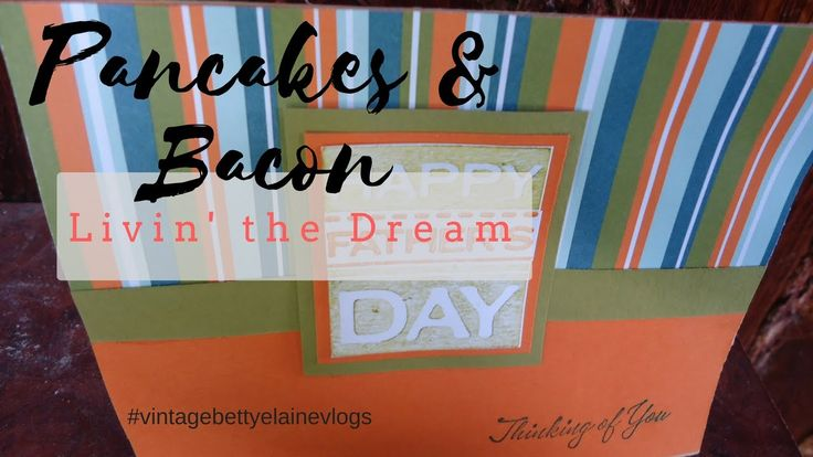 Pancakes & Bacon, Livin' the Dream