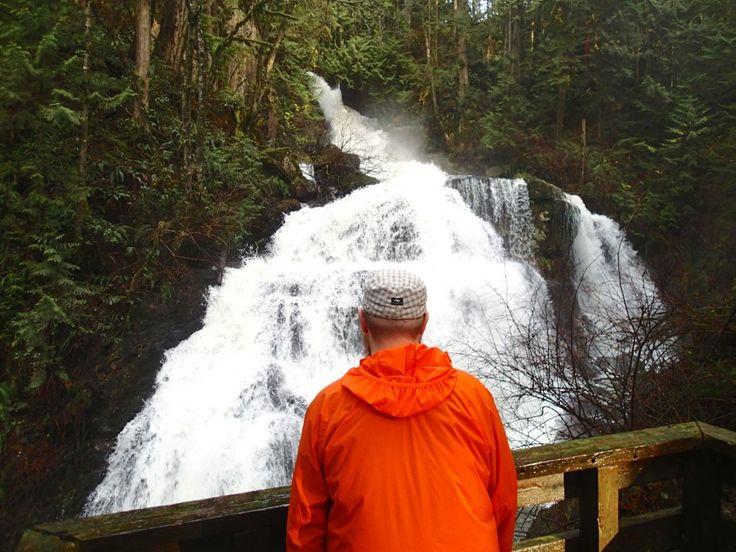Steelhead Falls in Mission, BC