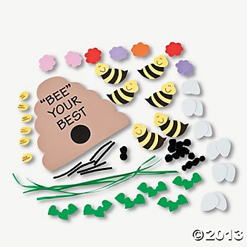 Bee your best mobile craft kit decoration crafts for Craft and hobby supplies