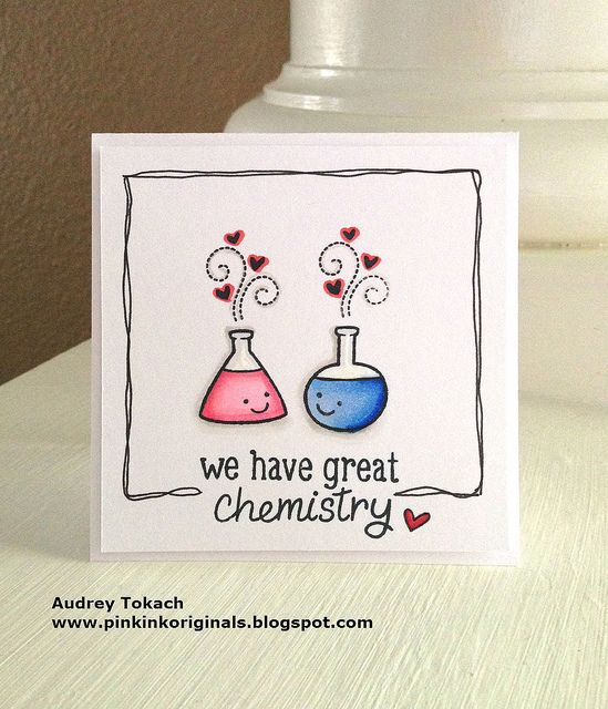 Great Chemistry by momma_audrey, via Flickr