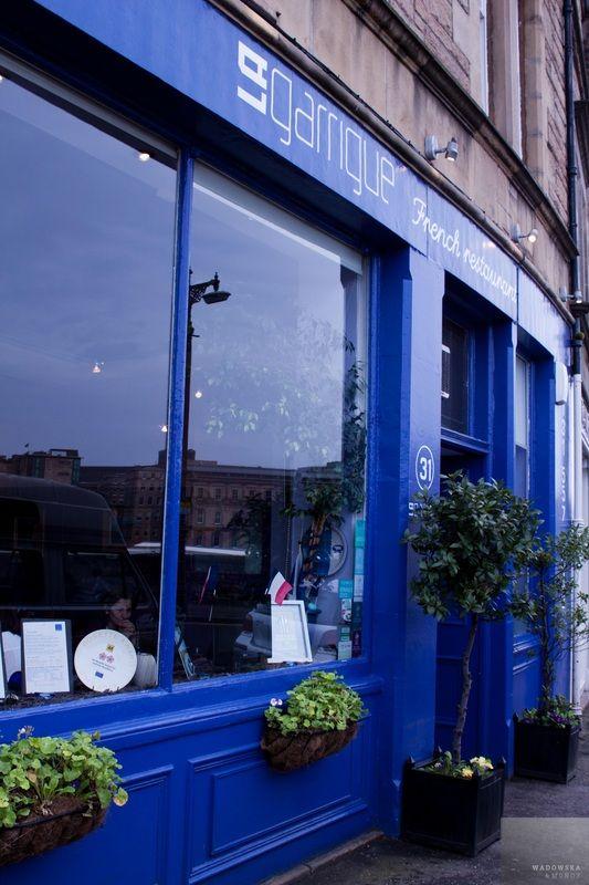 La Garrigue Restaurant, Edinburgh
