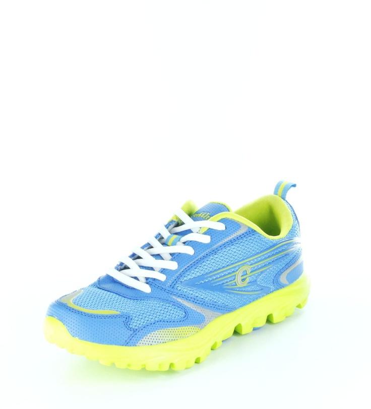 Ein Städtetrip, ein langer Spaziergang, oder ein Waldlauf, egal was Sie vorhaben, dieser flippige Schuh von ConWay ist Ihr treuer Begleiter in jeder Lebenslage. ConWay, Damen Sportschuhe – Dallas – blau; Jetzt in 360° Ansicht, nur bei PLAZA51!