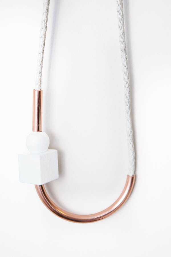 The Copenhagen lifestyle // Necklace by Maslo Jewelry from Parc Boutique.