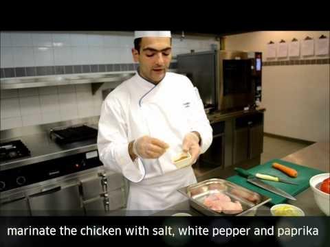 Chicken Moghrabieh with award-winning Chef, Osama Dammat