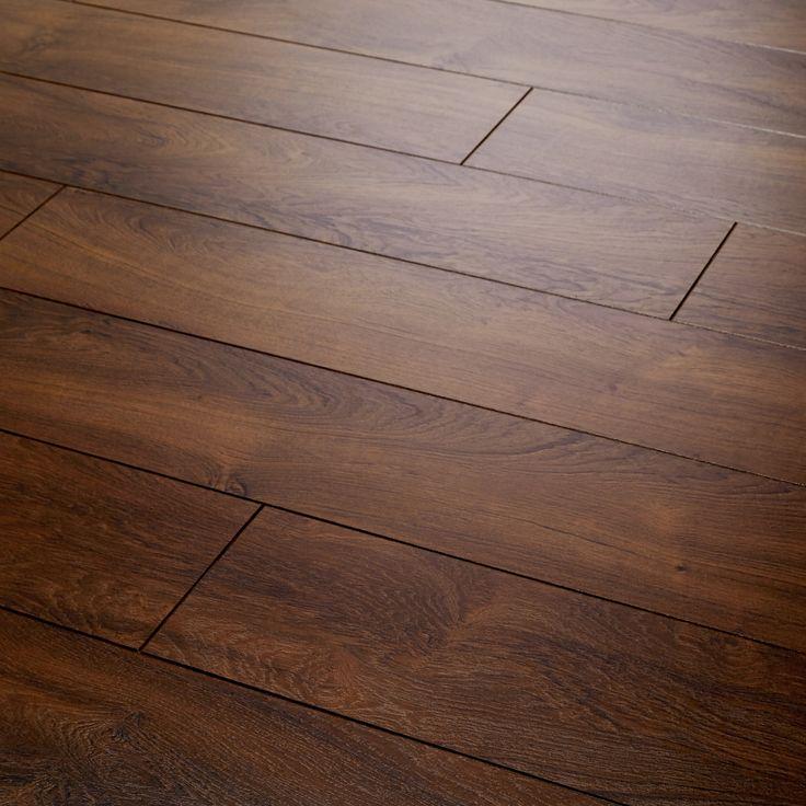 Quattro 8 Imperial Teak Laminate Laminate flooring, Teak
