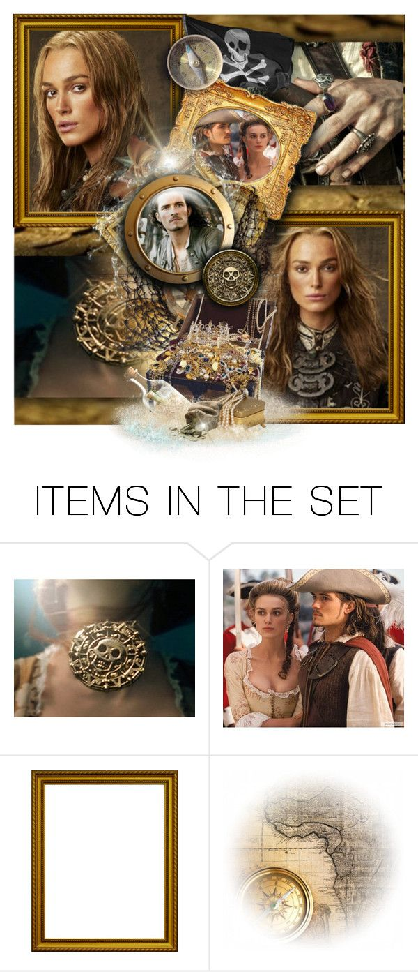 """Elizabeth Swann"" by faylane ❤ liked on Polyvore featuring art"