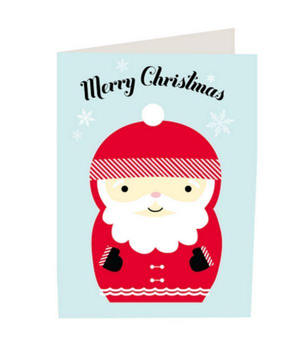 free christmas cards printables