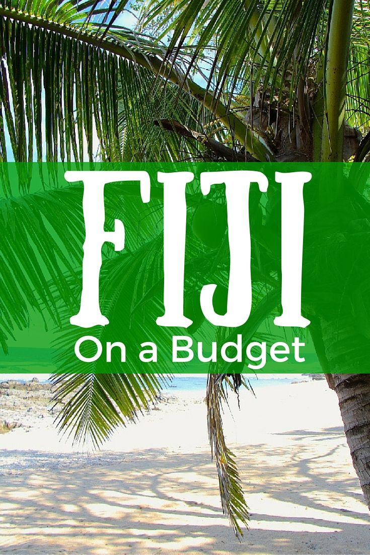 12 Vacation Spots which are Cheaper to Get to Today than in the Past Your ultimate resource on how to travel through Fiji on a budget. Includes budgets, tips, and tons of other info on one of the South Pacifics most beautiful destinations! Backpacking Fiji On A Budget - FreeYourMindTravel