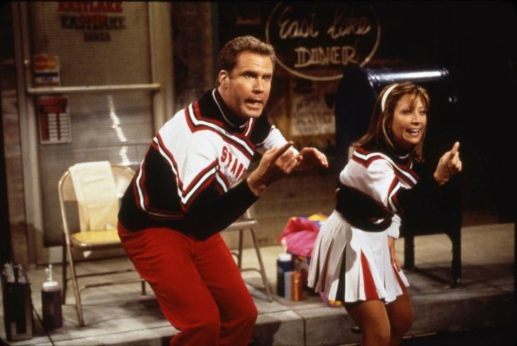 Pin for Later: 64 Pop Culture Halloween Costume Ideas For Couples The Spartan Cheerleaders