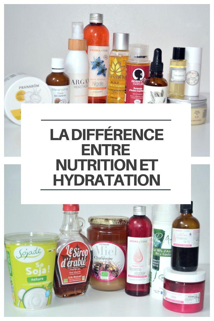 La différence entre nutrition et hydratation: comprendre ce que les cheveux …