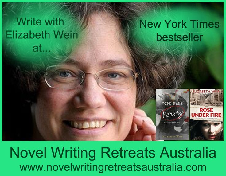 Elizabeth Wein is the New York Times bestselling author of several Young Adult novels set during WW2, as well as of teen Arthurian novels set in Britain and Africa. Elizabeth has a PhD in Folklore.  For more, see www.novelwritingretreatsaustralia.com.