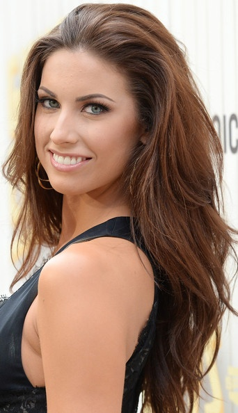 Katherine Webb-Miss Alabama-spotted at football game by sportscaster Brent Musberger for being so beautiful..........