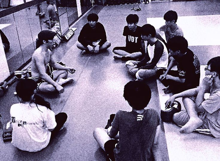 Spare the Rod and Spoil the Child – Discipline in a Korean Muay Thai Gym