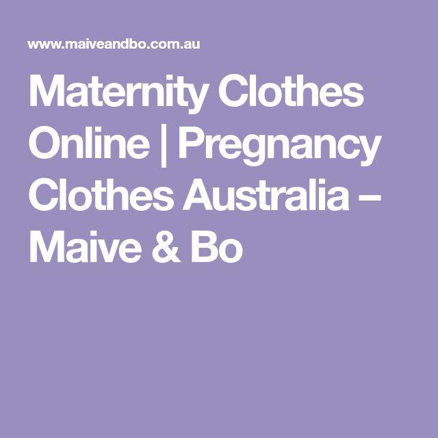 Maternity Clothes Online | Pregnancy Clothes Australia – Maive & Bo