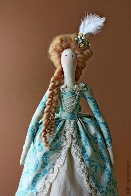 Куклы Тильды ручной работы. Ярмарка Мастеров - ручная работа Фрейлина Марии-Антуанетты. Handmade.