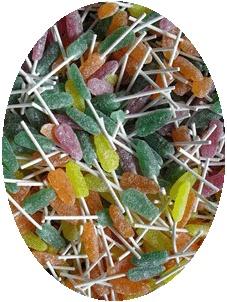 Suikerlollies