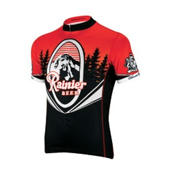 Primal Wear Rainier Mountain Fresh Short Sleeve Jersey: Sleeve Jersey, Rainier Mountain, Short Sleeve, Wear Rainier, Fresh Short