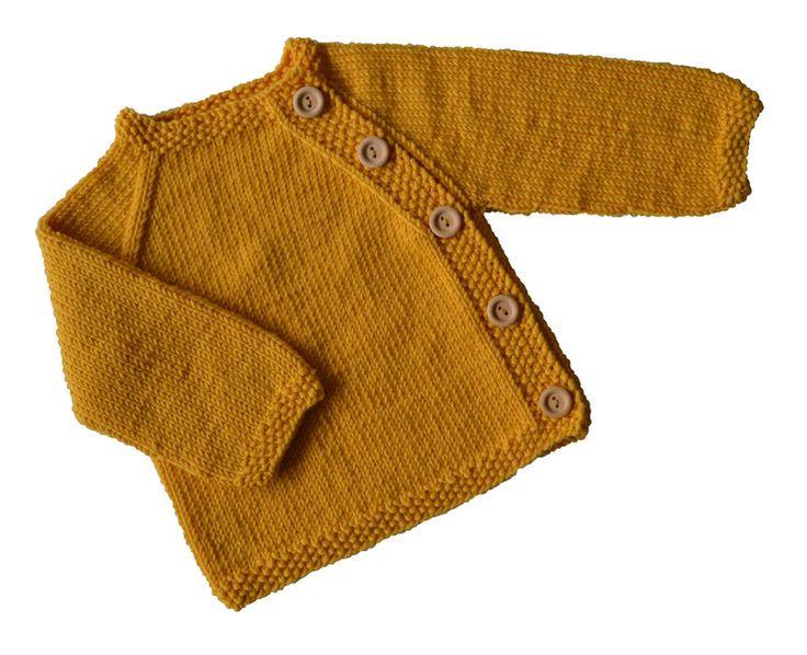 Jacken - Schlüttli, Merinowolle - ein Designerstück von Nicola-Mahne bei DaWanda