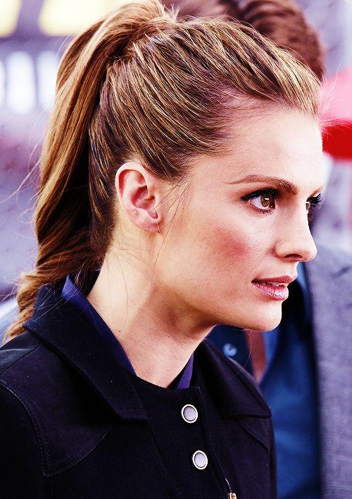 Love the high ponytail