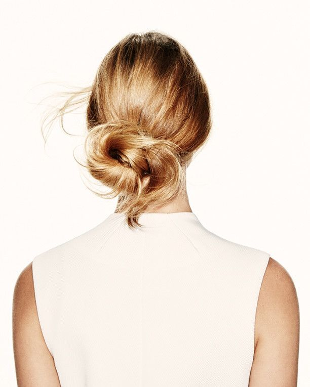 The messy bun   Hair   The Lifestyle Edit   becauseimaddicted.net