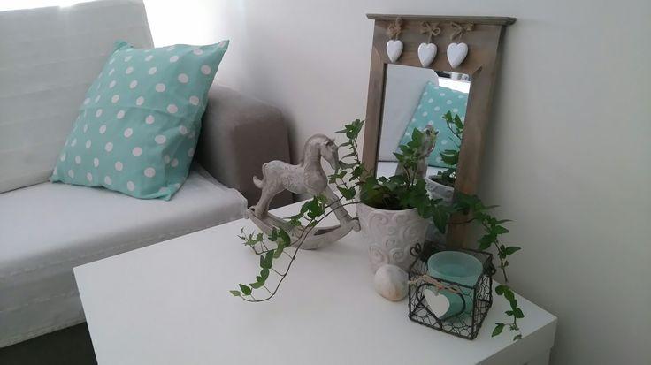 Home sweet home - My winter corner