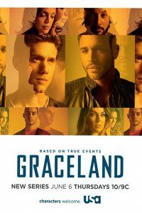 Грейсленд (1 сезон)