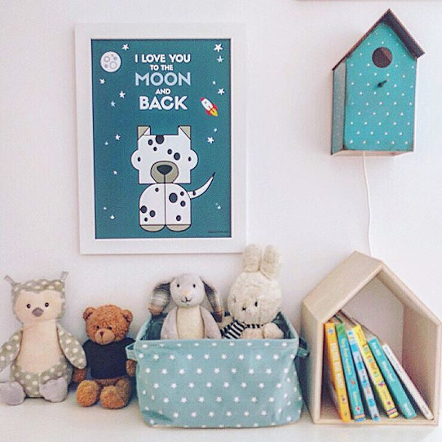 kids room decoration ideas. Cool posters for cool kids!  abcanimals.cool