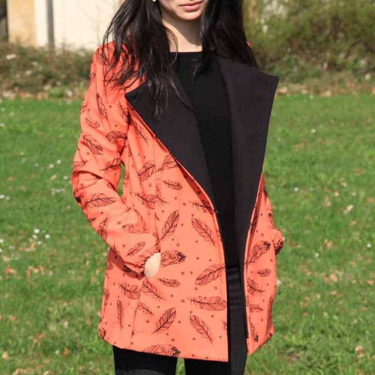 Dámský městský softshellový kabát