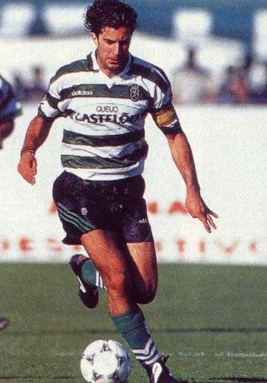 Luis Figo  Sporting