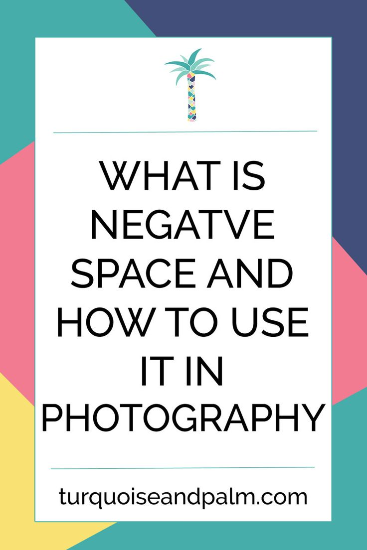What is negative space and how to use it in photography? | Ever wonder what negative space in photography is and how to use it for better photos? Click through to read more!