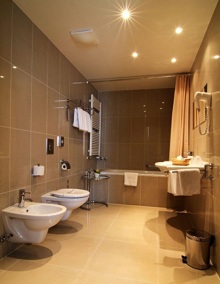 Hotel Beseda Prague * * * * The Bathroom