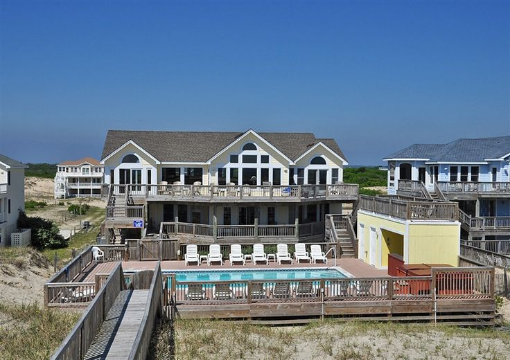 Good Day Sunshine Outer Banks Nc : Twiddy outer banks vacation home dragonfly knoll