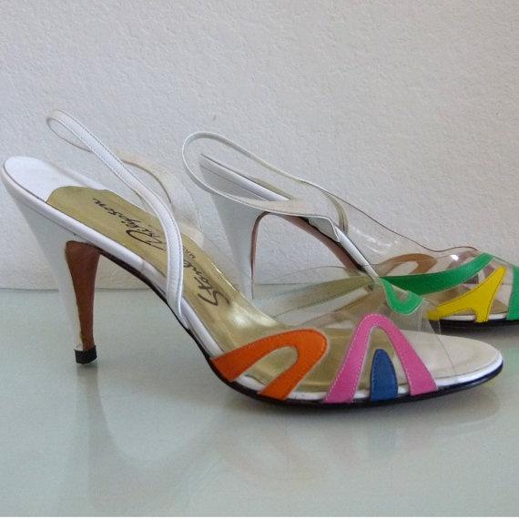 Vintage Heels Shoes