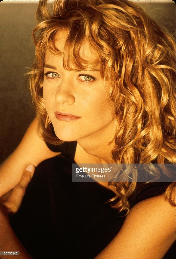 Actress Meg Ryan.