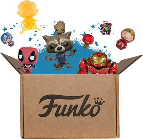 New Funko Subscription Boxes scheduled for release! Pre-order today! #Funko #Collectibles #Sales
