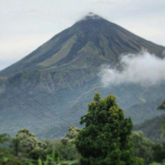 Inerie volcano