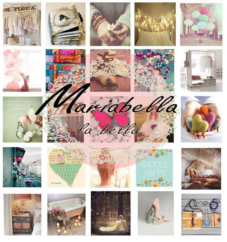 collage www.facebook.com/mariabelllalabellla