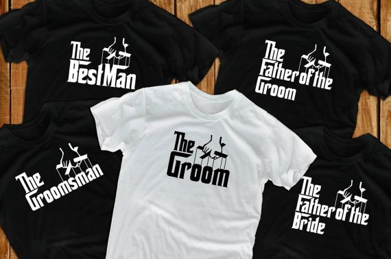 Groom t shirts (9) Bachelor Party groomsmen gift  for grooms gift from bride groom to be father of the groom gift bride shirt on Etsy, $134.55