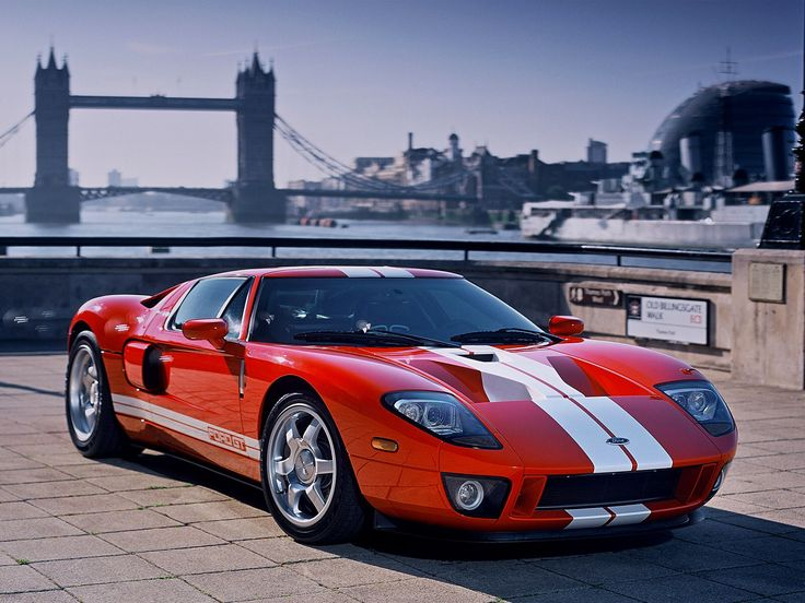 Luxury ford Gt40 2015