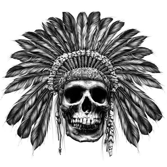 old native american wearing ray bans